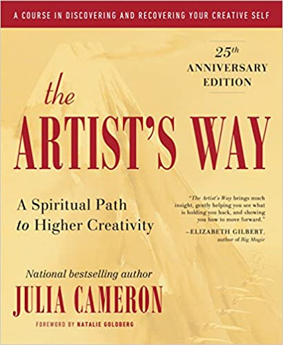 Book entitled The Artist's Way