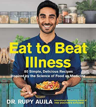Book entitled Eat To Beat Illness