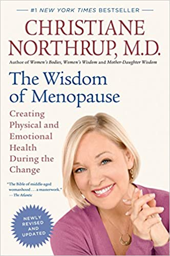 Book entitled The Wisdom of Menopause