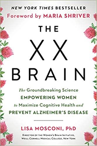 Book entitled The XX Brain