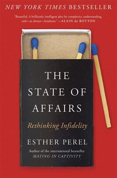Book entitled The State of Affairs