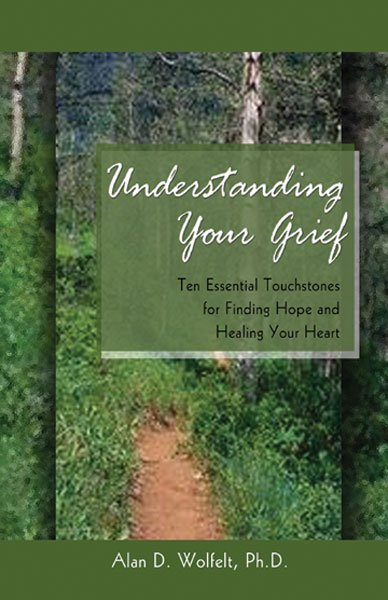 Book entitled Understanding Your Grief