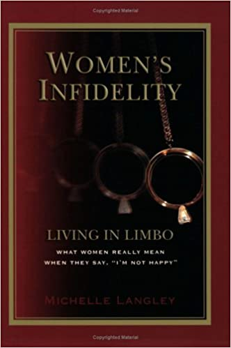 Book entitled Womens Infidelity