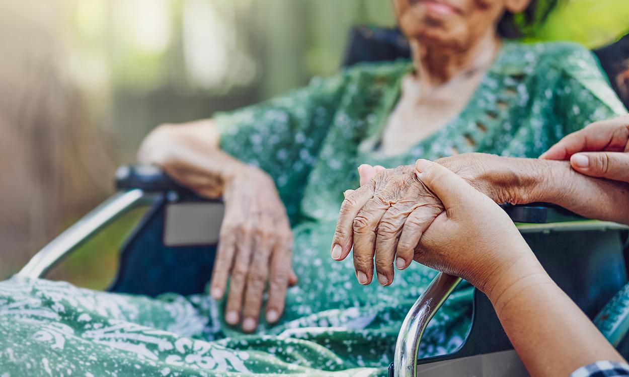 Alzheimer's Disease - Caregiver