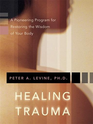 Book entitled Healing Trauma
