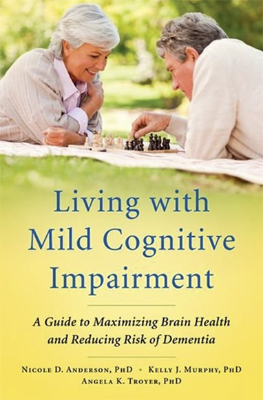 Book on Living with Mild Cognitive Impairment